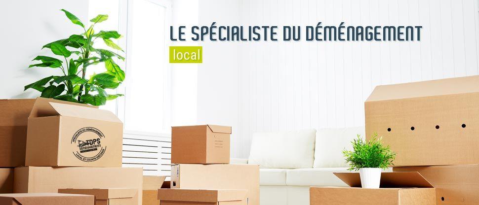 Le spécialiste du déménagement à Lorient